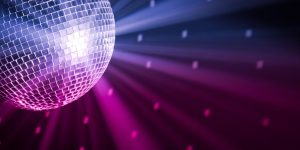 disco latin party
