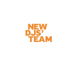 new djs' team Logo