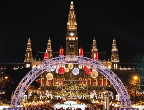 Χριστουγεννιάτικο Dj Set στη Βιέννη 2018