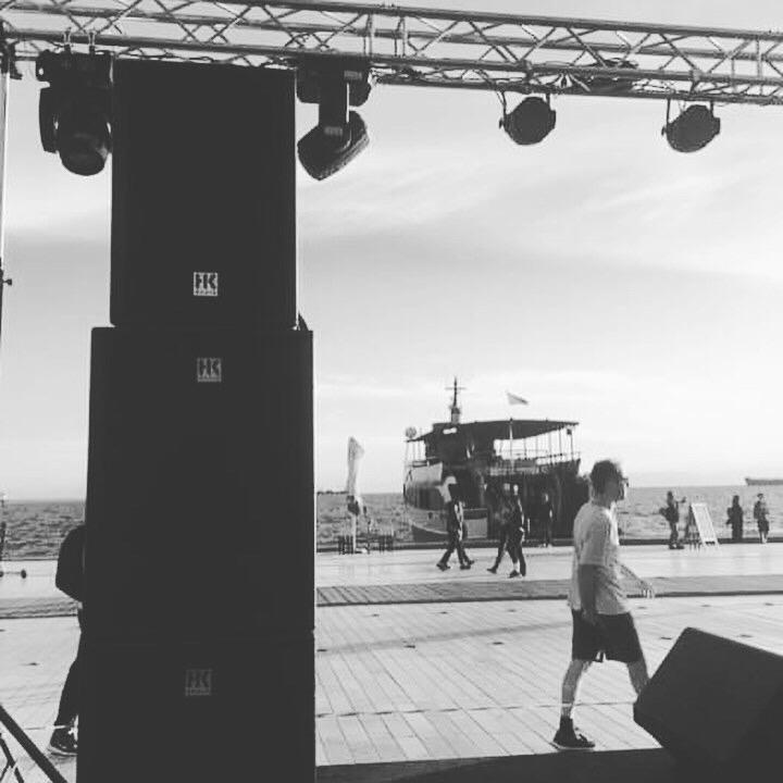 ixitikes kalupseis fotismos thessaloniki new djs' team