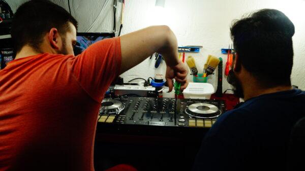 service dj ηχητικά θεσσαλονίκη new djs' team Πέτρος Μάλαμας